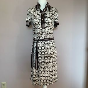 💕 Trina Turk silk dress, size 2